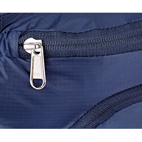 CAMPZ Falt-Hüfttasche ultraleicht blau